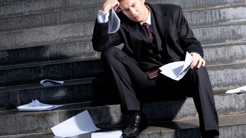 Oszust w poszukiwaniu pracy