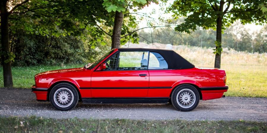 BMW 318i Cabriolet 1990
