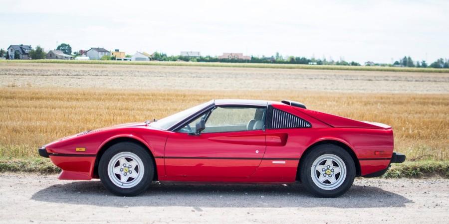 Ferrari 308 GTSi 1982