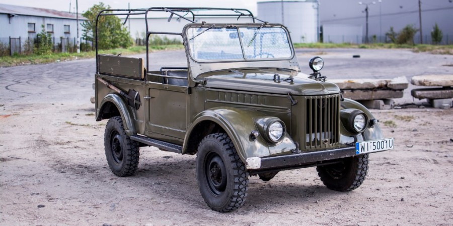 GAZ 69M 1968