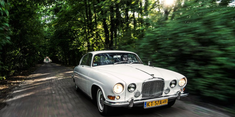 Jaguar Mark X 1963