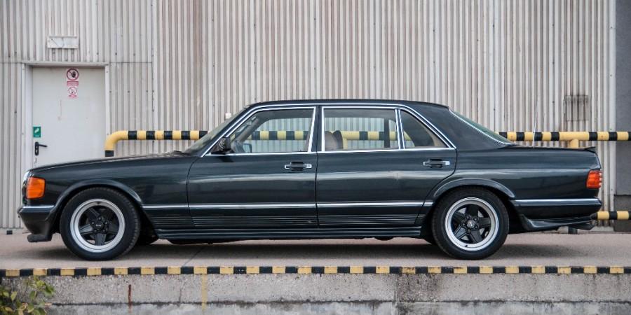 Mercedes 500 SEL AMG