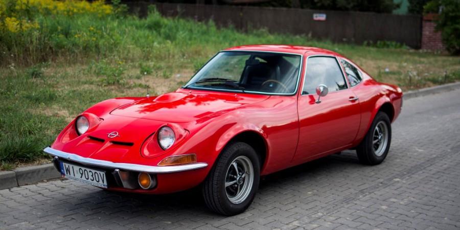 Opel GT 1973