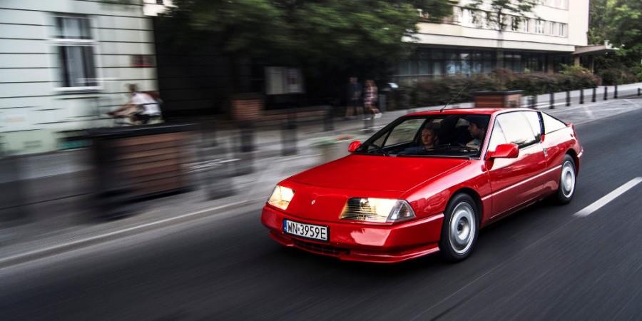 Renault Alpine GTA Turbo V6 1987