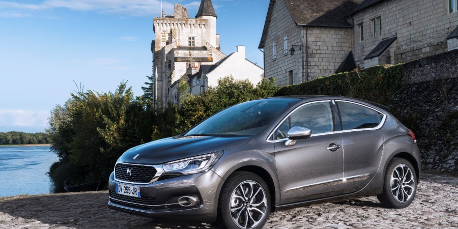 NOWY DS 4 I DS 4 CROSSBACK