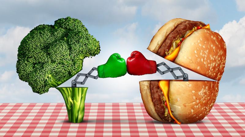 Dietą w cholesterol