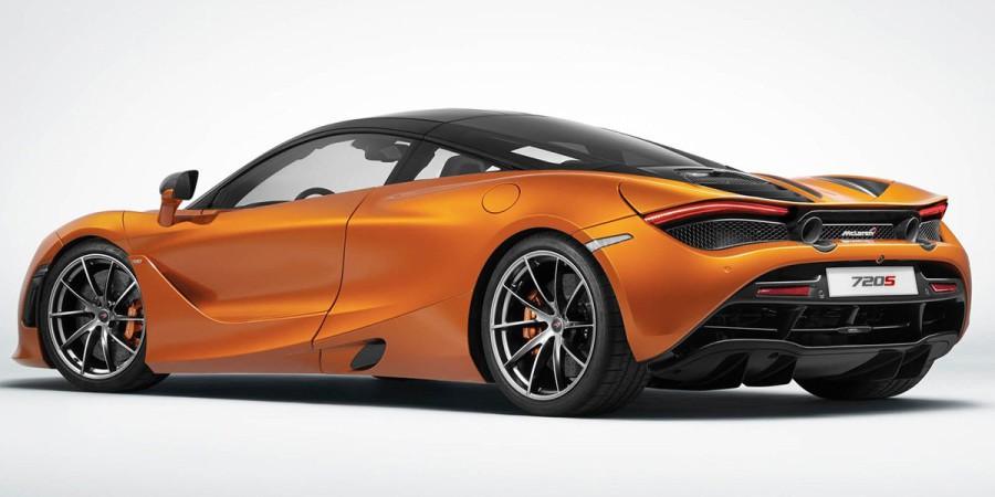 McLaren 720s – piękna ta bestia