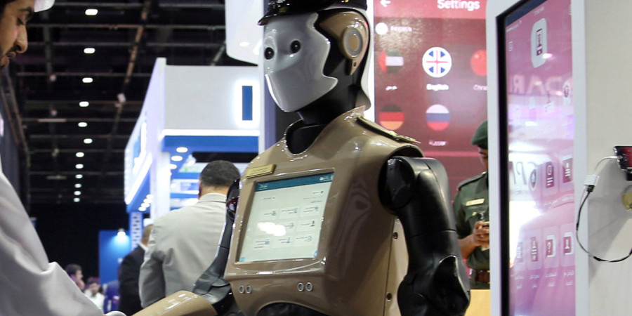 Roboty, przyszłość i miłość