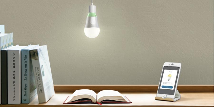 Smart-żarówki, czyli nowe sterowanie światłem