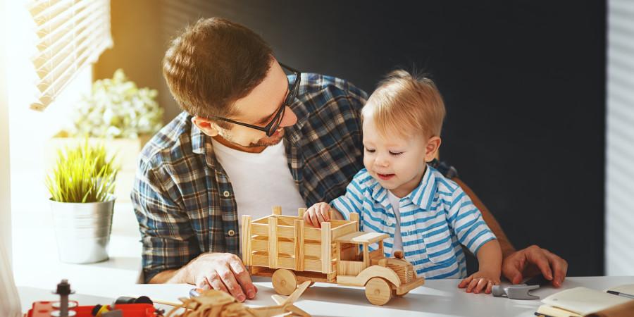 Badanie: oczekiwanie, że dziecko będzie idealne, uderza w samego rodzica