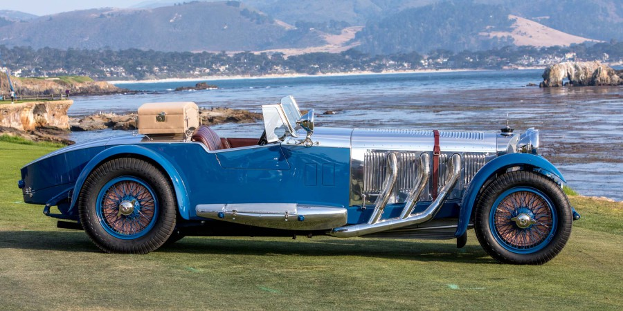 Mercedes-Benz S Tourer 1929
