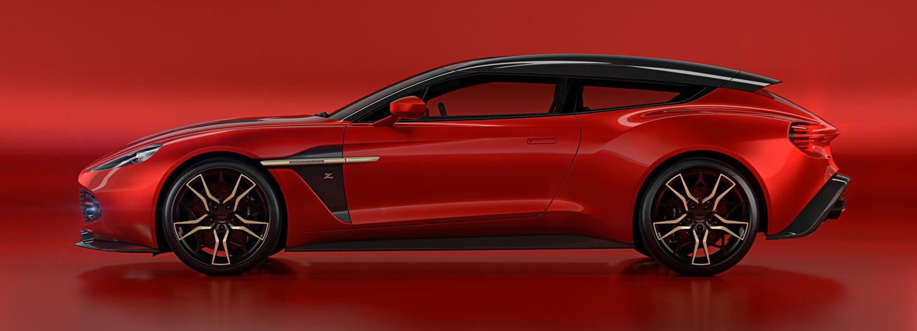 Aston Martin Vanquish Zagato Shooting Break 2