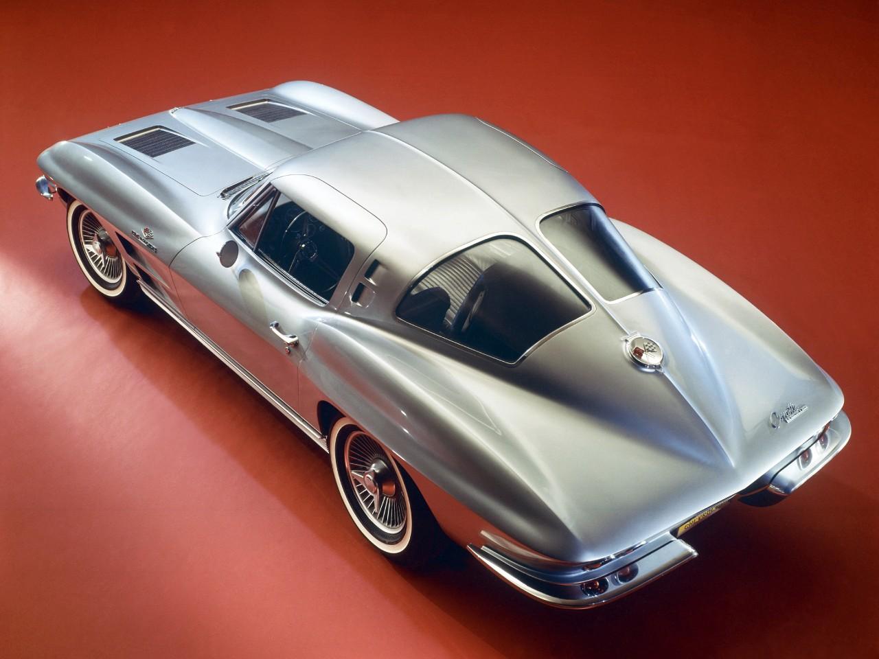 Corvette C2 4