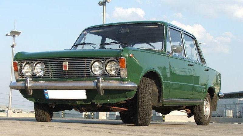 """50 lat """"Dużego Fiata"""" 1967-1991"""