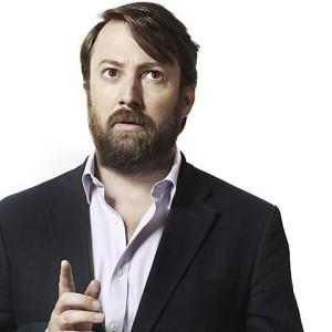 David Mitchell: Bez komedii nie miałby po co żyć