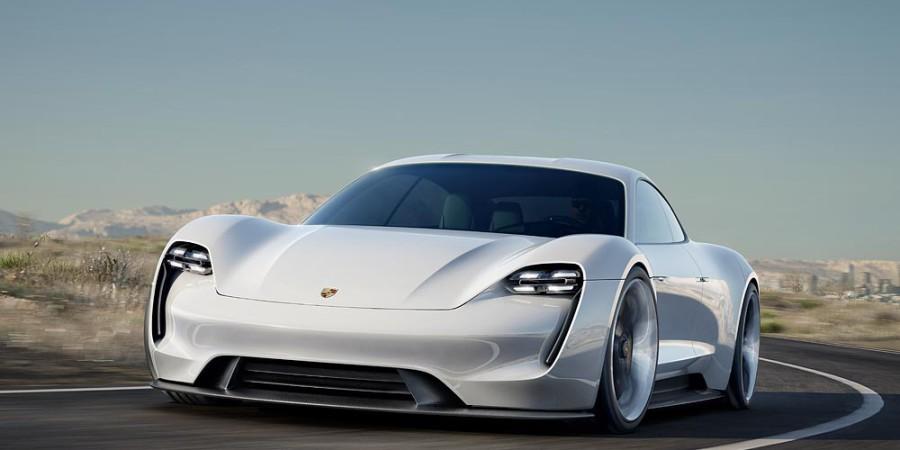 Elektryczne Porsche już od przyszłego roku?