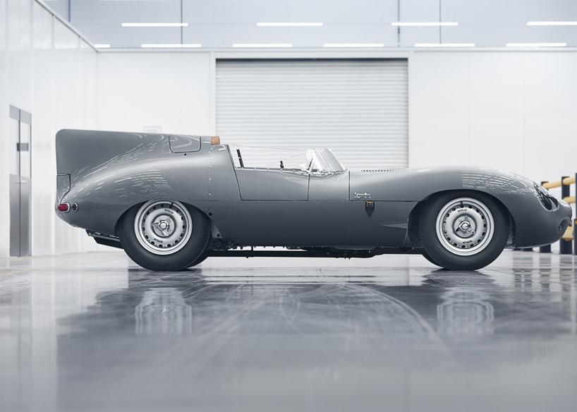 Jaguar D Type 2