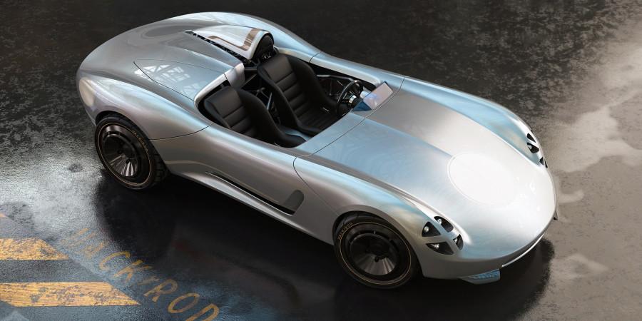 Hackrod La Bandita – a gdyby tak zaprojektować własne auto?