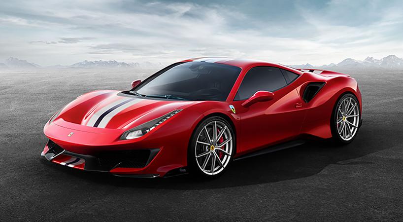 Już za tydzień… Ferrari 488 Pista