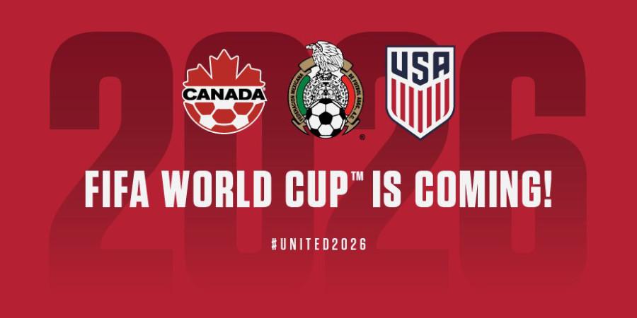 Mundial 2026 w aż trzech krajach!