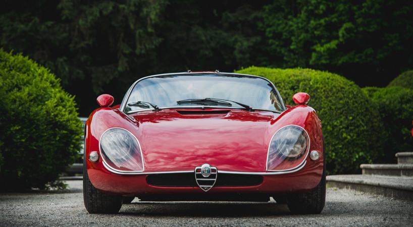Alfa Romeo 33 Stradale 1967-1968