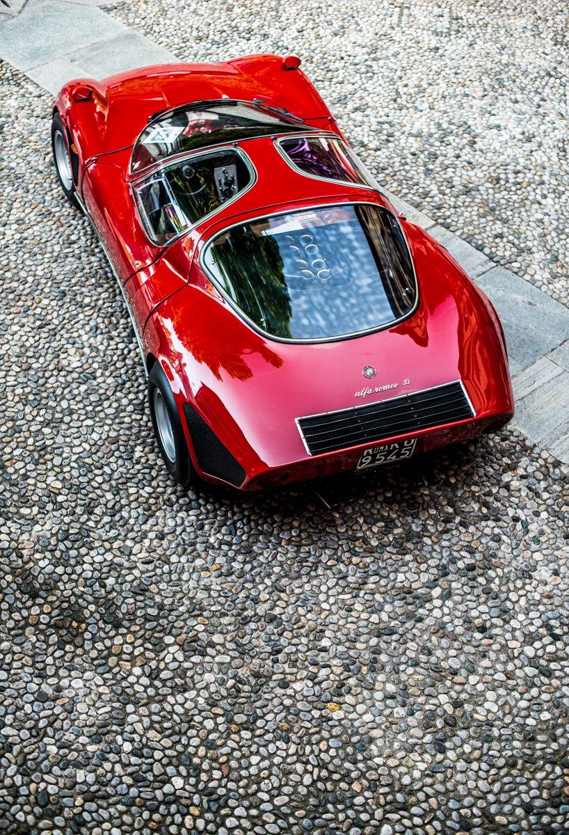 Alfa 33 Stradale 3