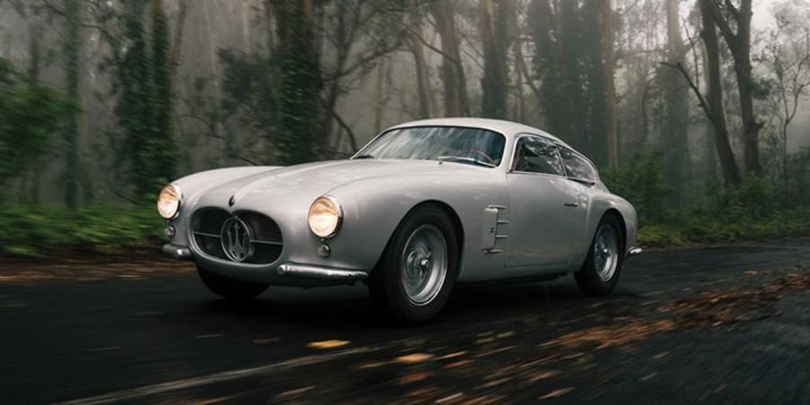 Maserati A6G/2000 Zagato 1956