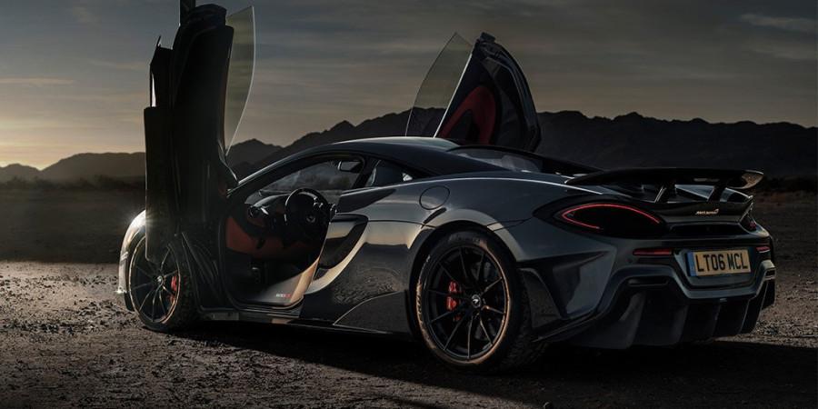 McLaren 600LT – urok długiego ogona