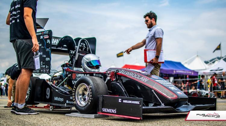 Polacy świetni w Formula Student