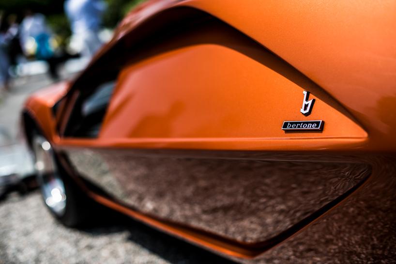 Lancia Stratos Zero 6