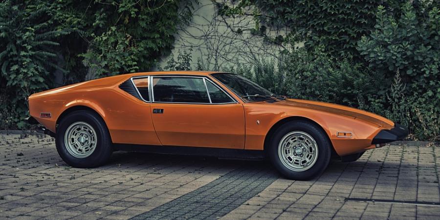 De Tomaso Pantera 1971-1993