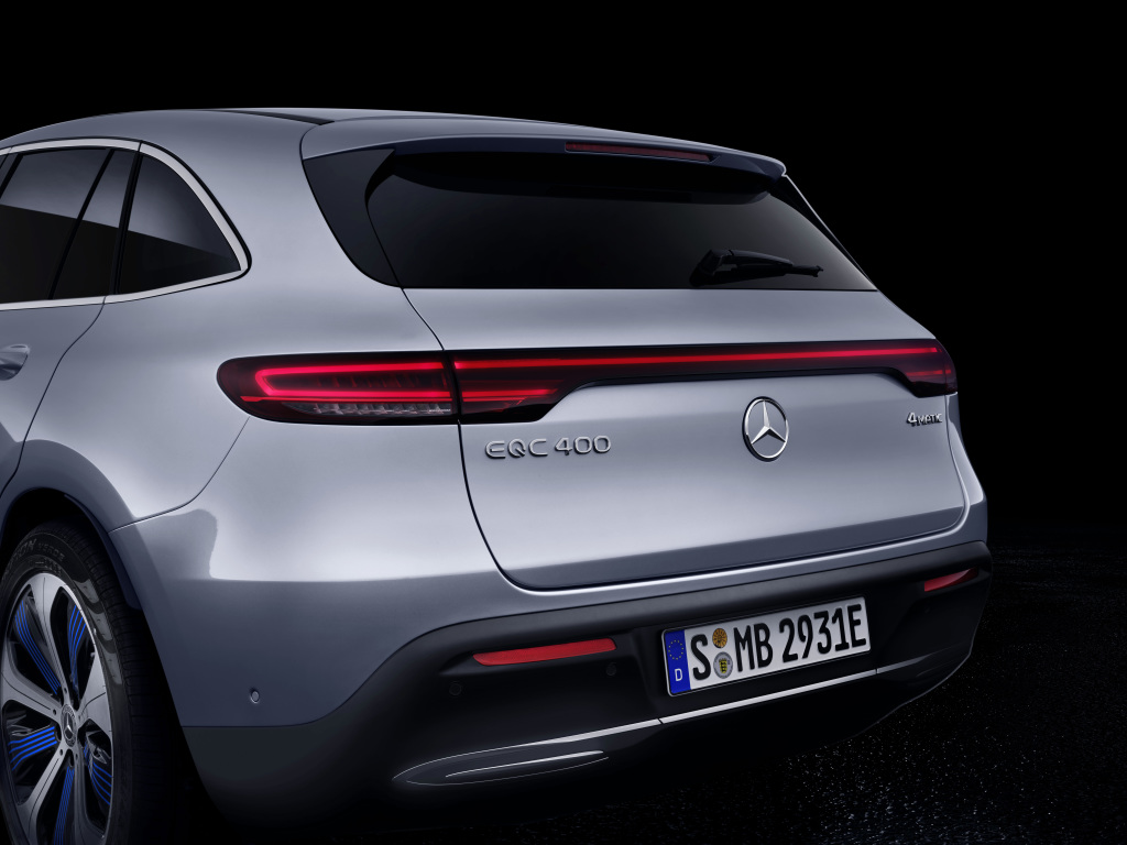 Der neue Mercedes-Benz EQC - der erste Mercedes-Benz der Produkt- und Technologiemarke EQThe new Mercedes-Benz EQC - the first Mercedes-Benz under the product and technology brand EQ