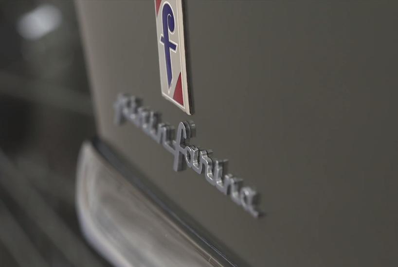 Jaguar XK120 Pininfarina 5