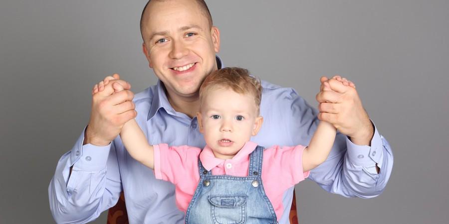 Dobre relacje z ojcem chronią zdrowie dzieci