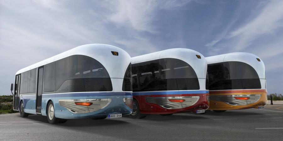 Historia i przyszłość maltańskiego autobusu