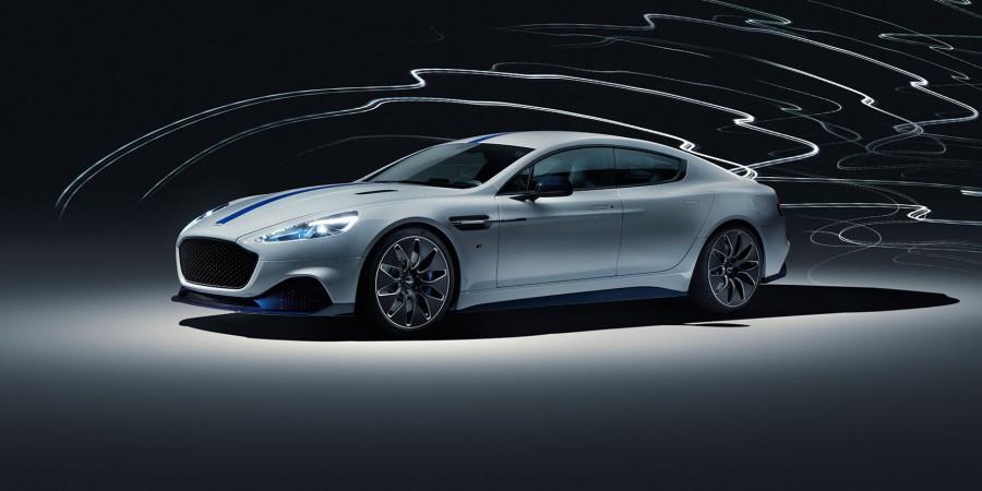 Aston Martin Rapide E – tym razem się uda?