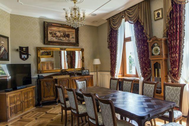 Pałac Mortęgi Hotel & SPA ****: Ekskluzywny odpoczynek