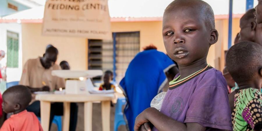 Pomóż w zbiórce na żywność dla Sudanu Południowego