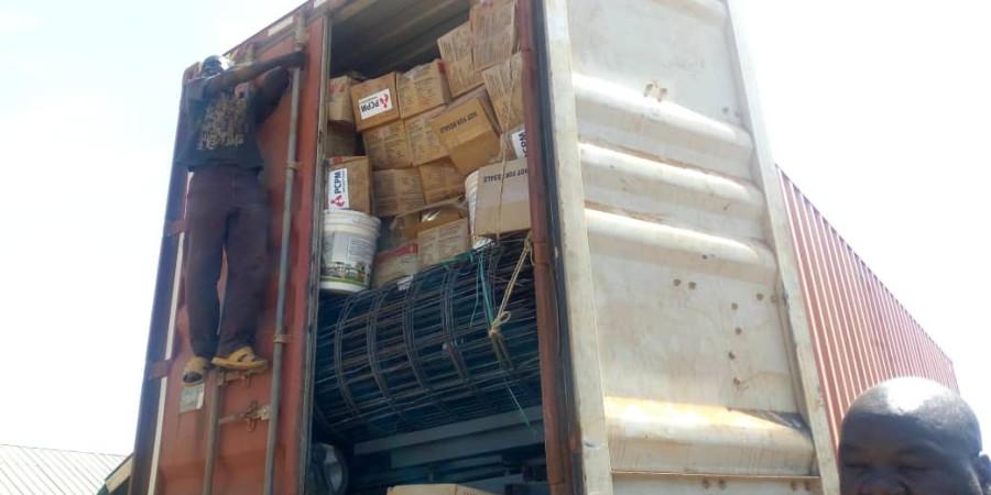 Pomoc PCPM dotarła do Sudanu Południowego