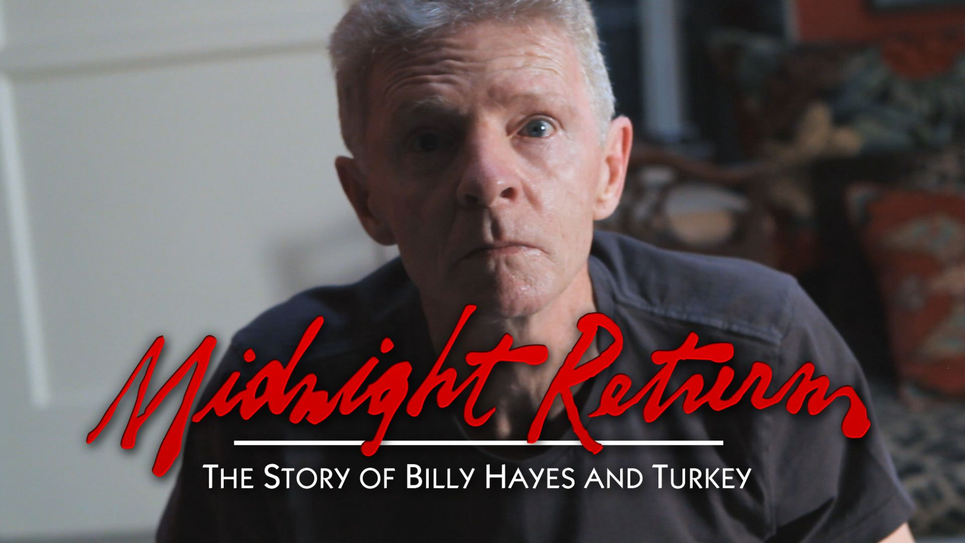 Midnight Return_the Story of Billy Hayes and Turkey