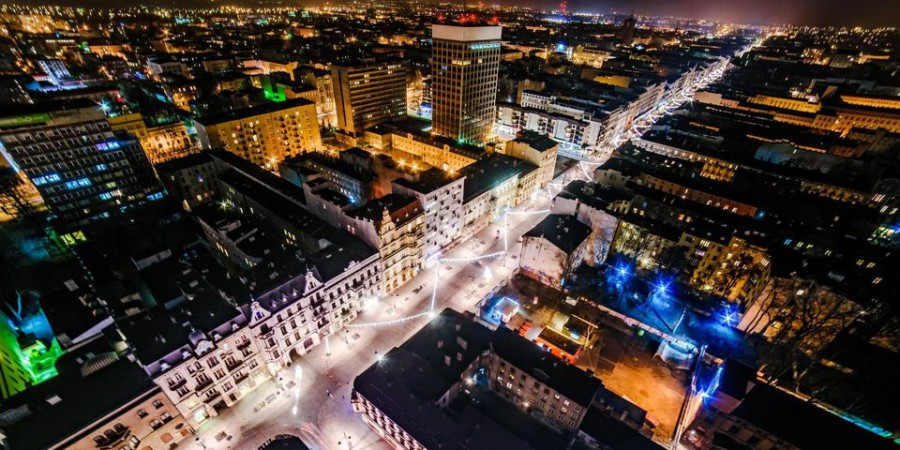 Wybierz się do Łodzi!