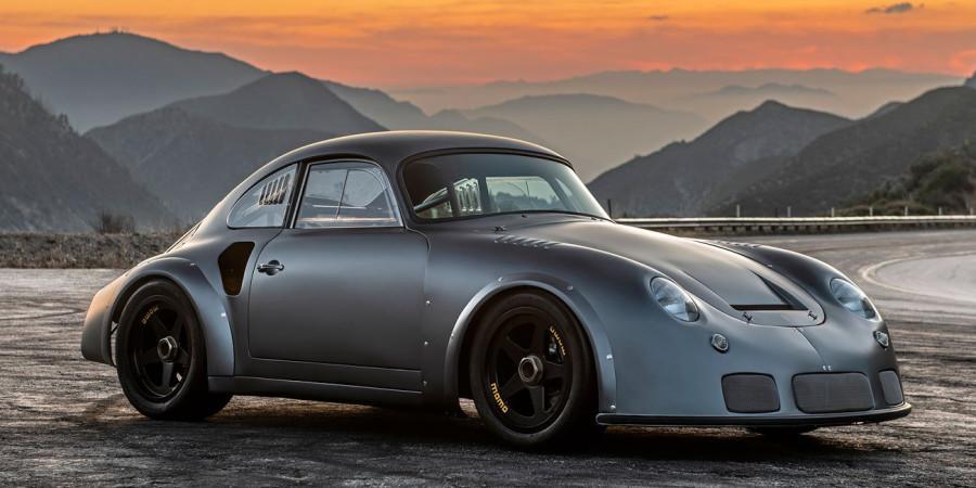 Emory RSR – Porsche 356 w nowej odsłonie