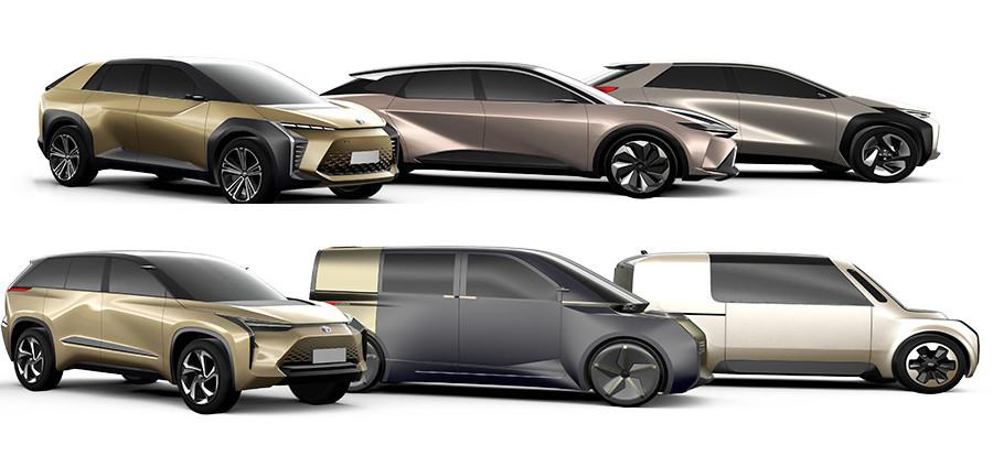 Toyota na podbój e-samochodów
