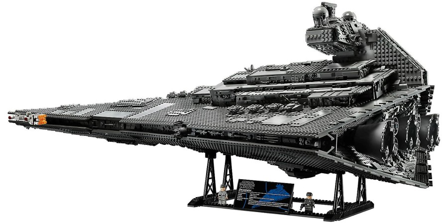"""""""Gwiezdne Wojny"""" + Lego = Obłęd!"""