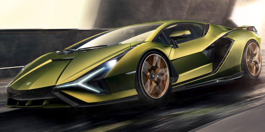 Lamborghini Sián – wyprzedany przed premierą