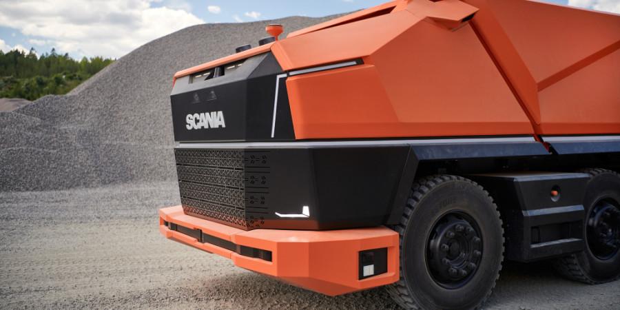 Scania AXL – przyszłość bardzo bliska