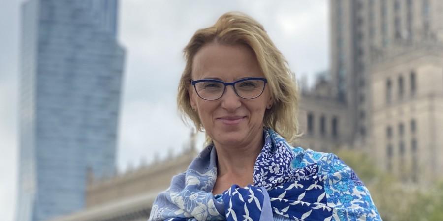 Biznes się nie poddaje: Agnieszka Bilińska o innowacyjności