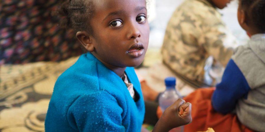 Dzięki wsparciu Polaków, dzieci w Etiopii nie będą głodne