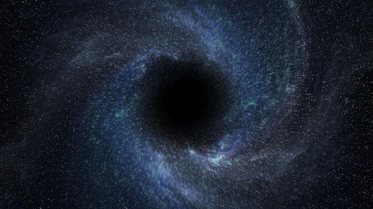 Prof. Wysmołek: tylko potęga umysłu podpowiada, co się dzieje w czarnych dziurach