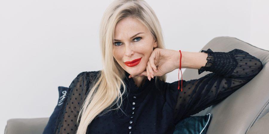 Biznes się nie poddaje: Katarzyna Mikołajczyk